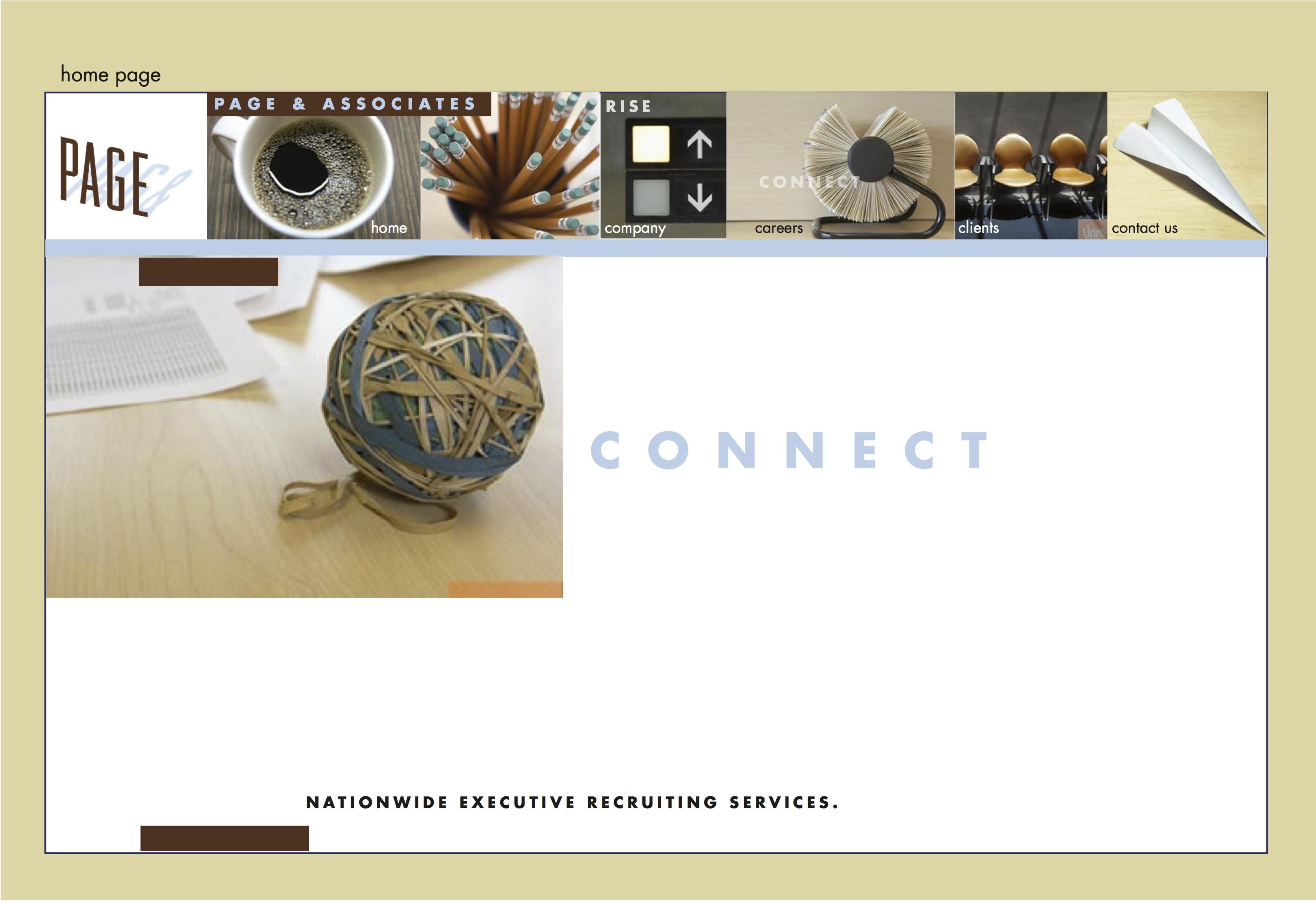 Branding - Page & Associates