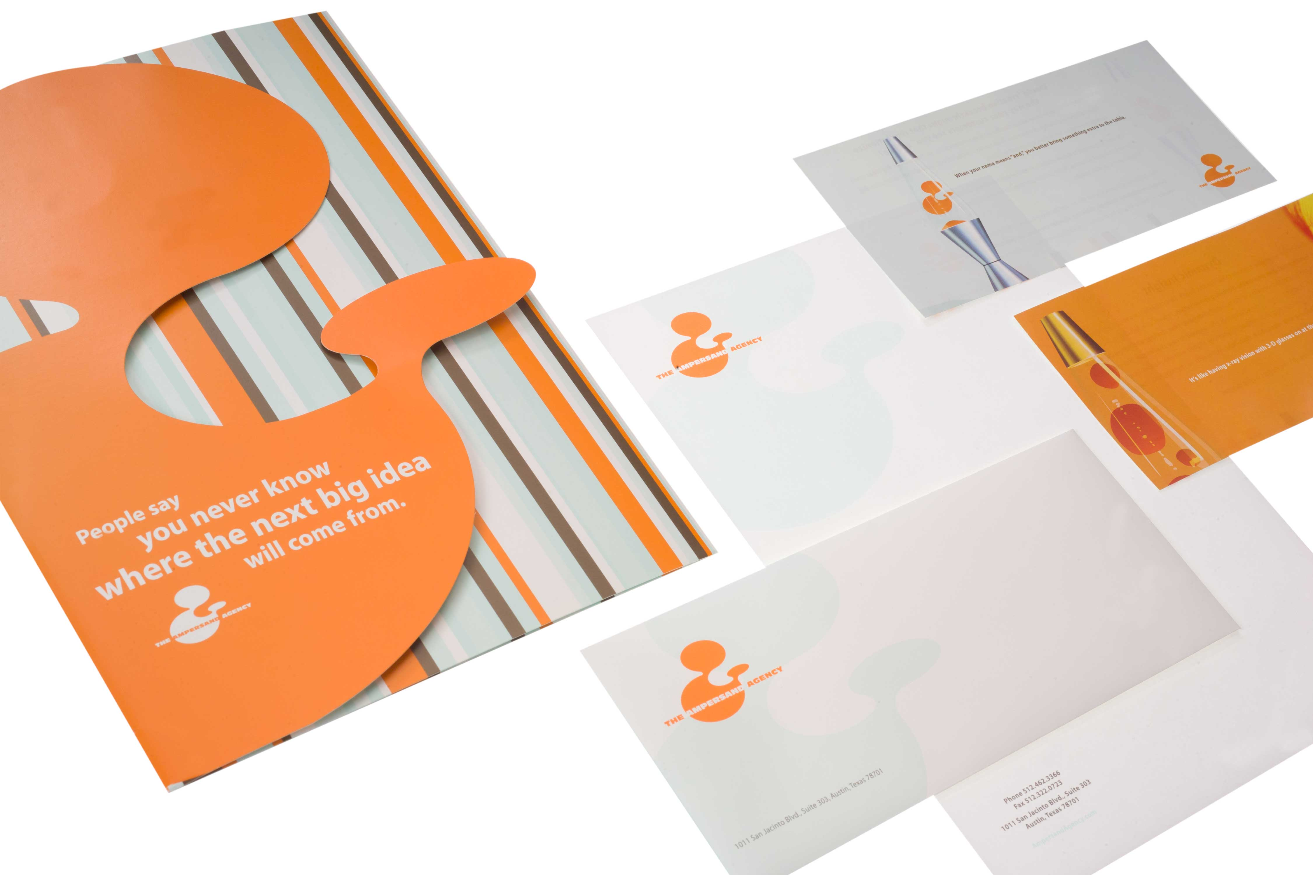 Branding - The Ampersand Agency
